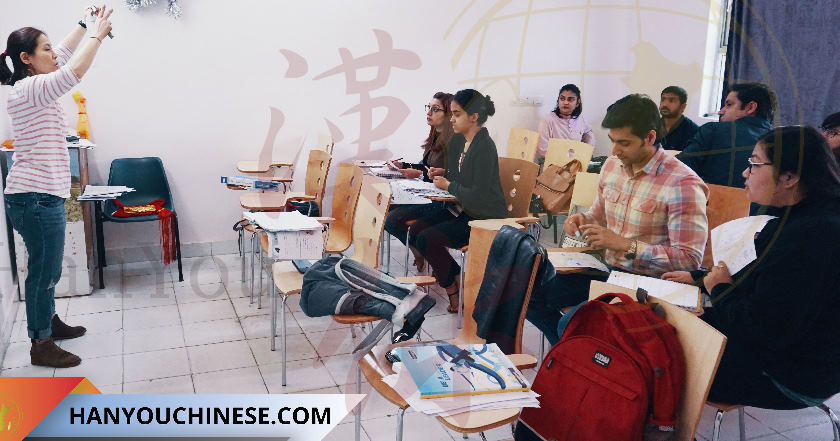 Non Beginner Chinese Mandarin Language Weekdays Courses with Native Teacher HSK1 HSK2 HSK3 HSK4 Complete Chinese