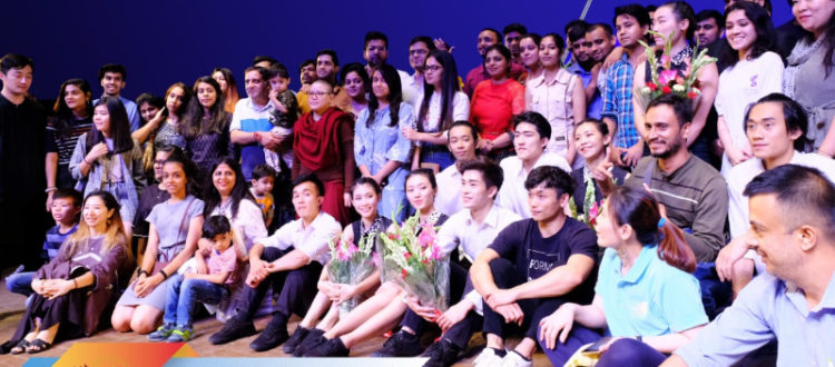 HanYou Chinese Language Institute New Delhi Classroom Learning Chinese Mandarin Spoken Group Event