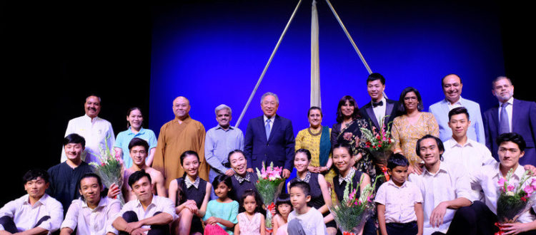 HanYou-Chinese-Language-Institute-at-Taiwan-Formosa-Circus-Event-New-Delhi